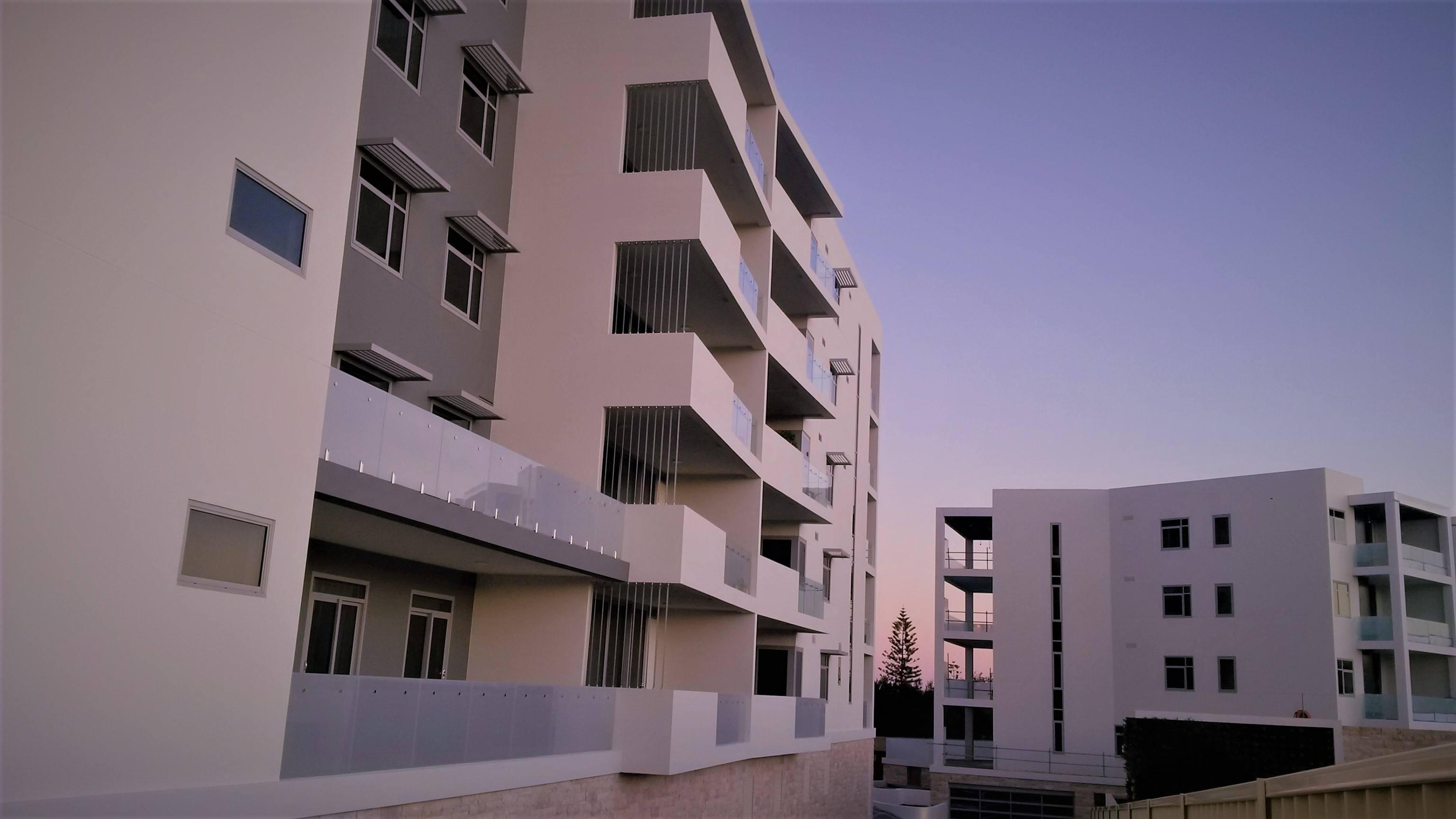 Falcon Apartments