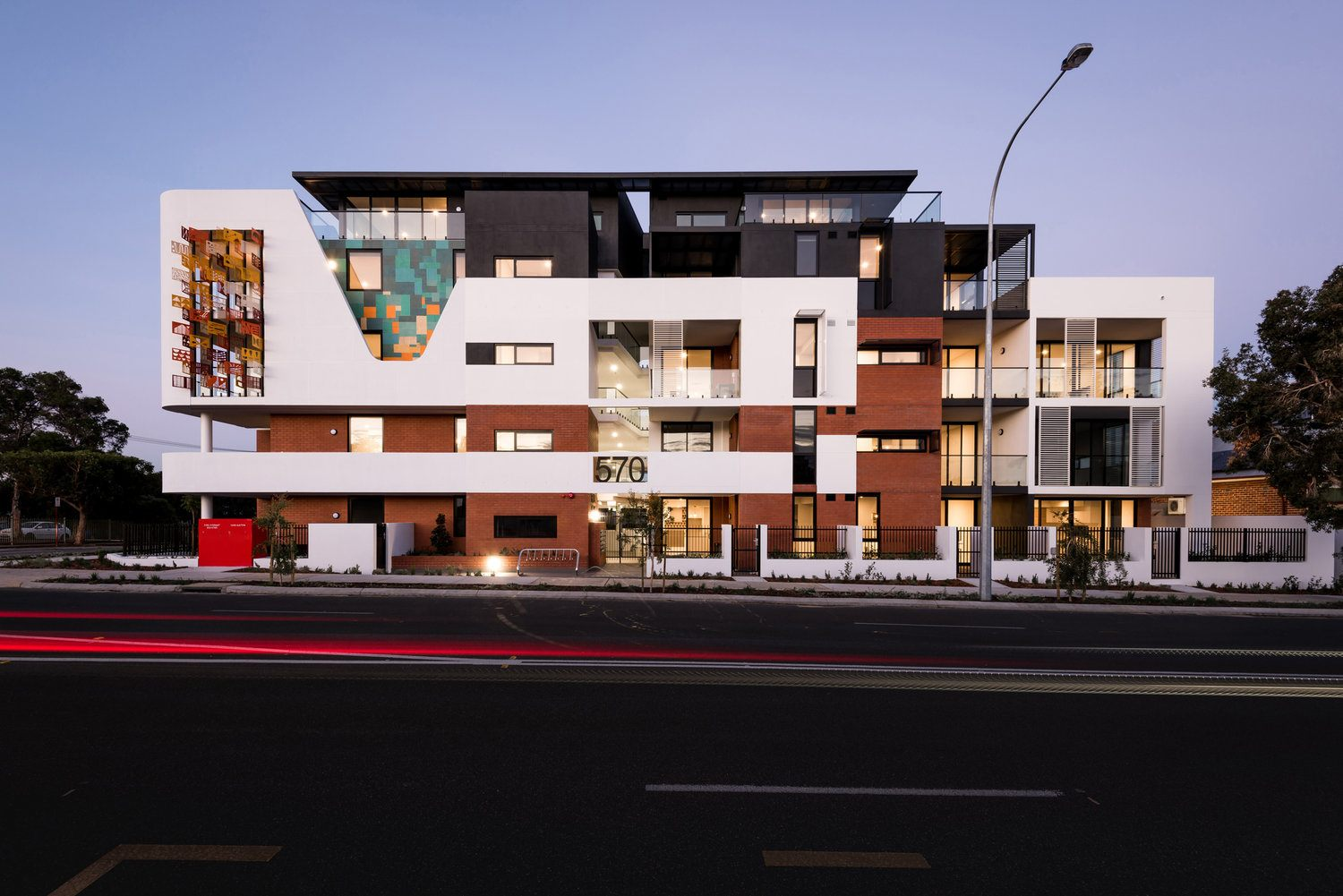 Fringe Apartments, Mt Lawley