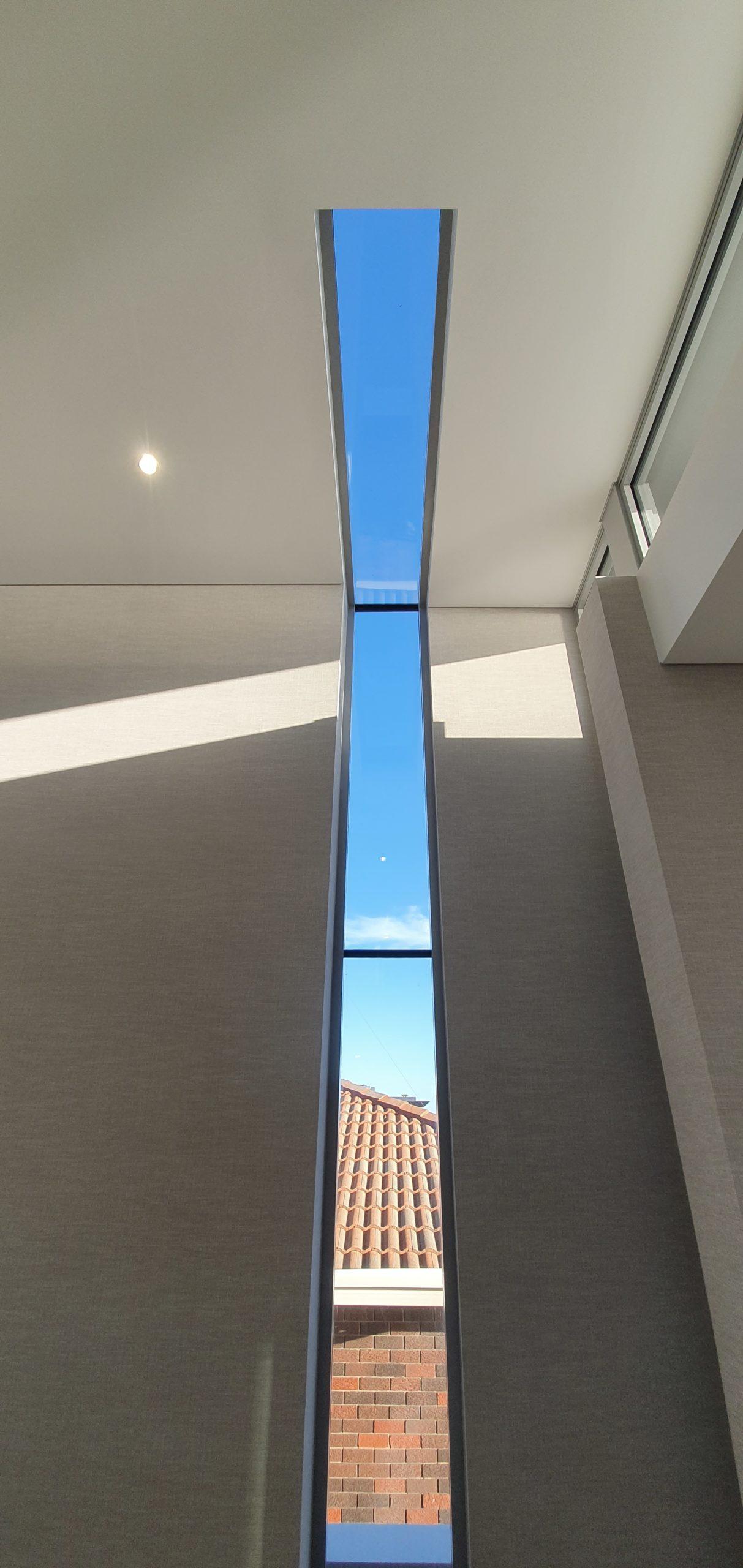 A Skylight in Trigg, WA